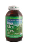 PINES Wheat Grass powder and tablets - provides the same amount of nutrition as a serving of deep-green, leafy vegetables.