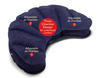 Mobile Meditator® Inflatable Meditation Cushion and Travel Pillow