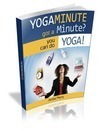 Yogaminute- Have a minute?  You can do yoga!
