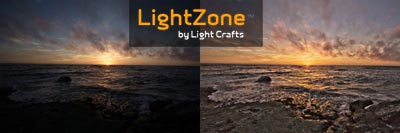 An image that has been enhanced using LightZone