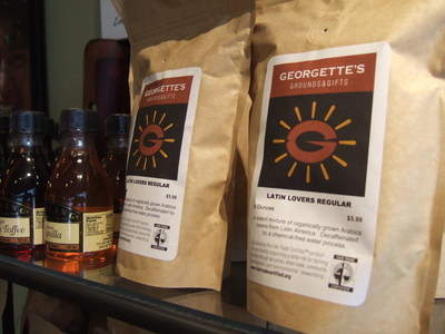 Georgette's Fair Trade Coffees