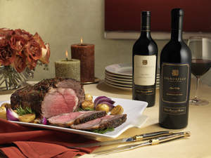 Signorello Vineyards and Snake River Farms Holiday Dinner Shipment