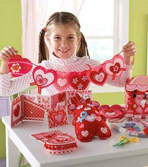 Hearts and Crafts Kit