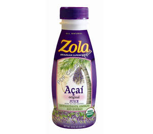 Zola Acai Superfruit Juices