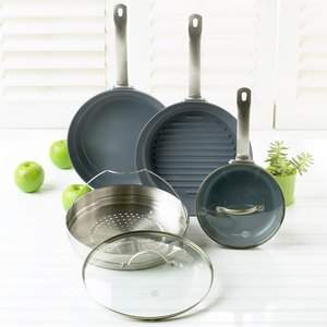 Six-Piece GreenPan Set