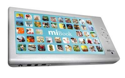 miBook, a portable multimedia player for how-to instruction