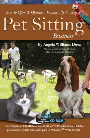 Learn how to care for all animals and how to please owners with this book from Atlantic Publishing Group