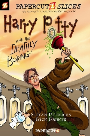 Harry Potty and the Deathly Boring cover