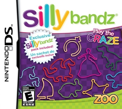 'Silly Bandz' on Nintendo DS