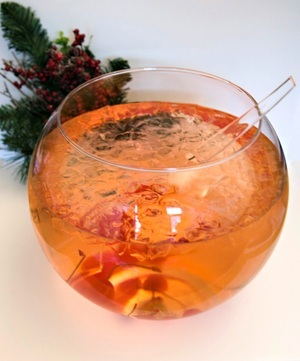 Sparkling Ginger Daisy PUNCH (by Mionetto)