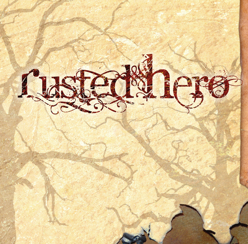 Rusted Hero's Self-Titled Debut Album Cover