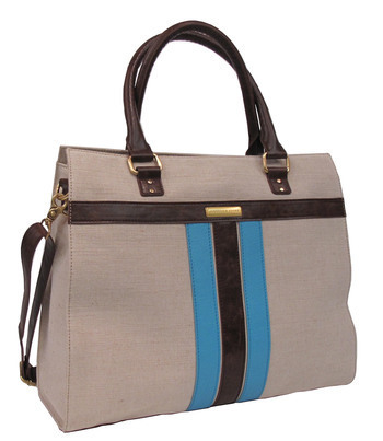 Isabella Fiore Siena Collection Computer Tote
