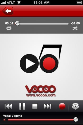 Vocoo Virtual Recording Studio