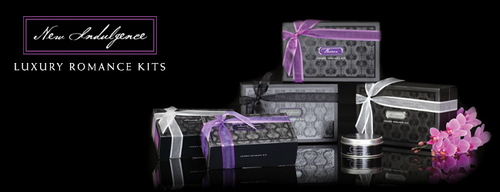 New Indulgence Collection of Romance Kits